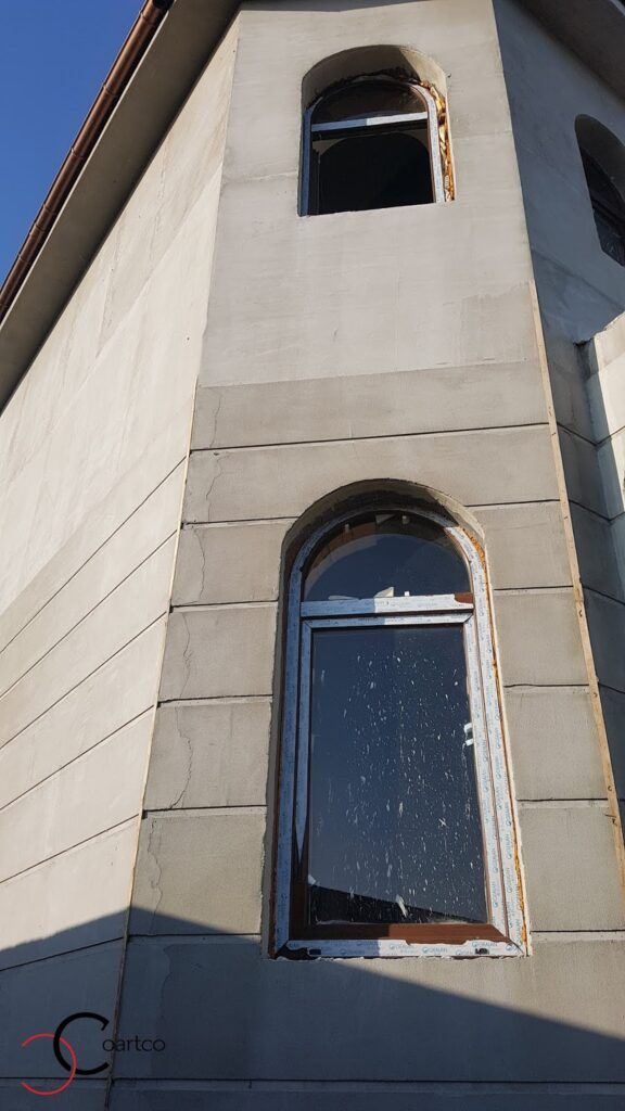 Fatada casa fara profile decorative CoArtCo