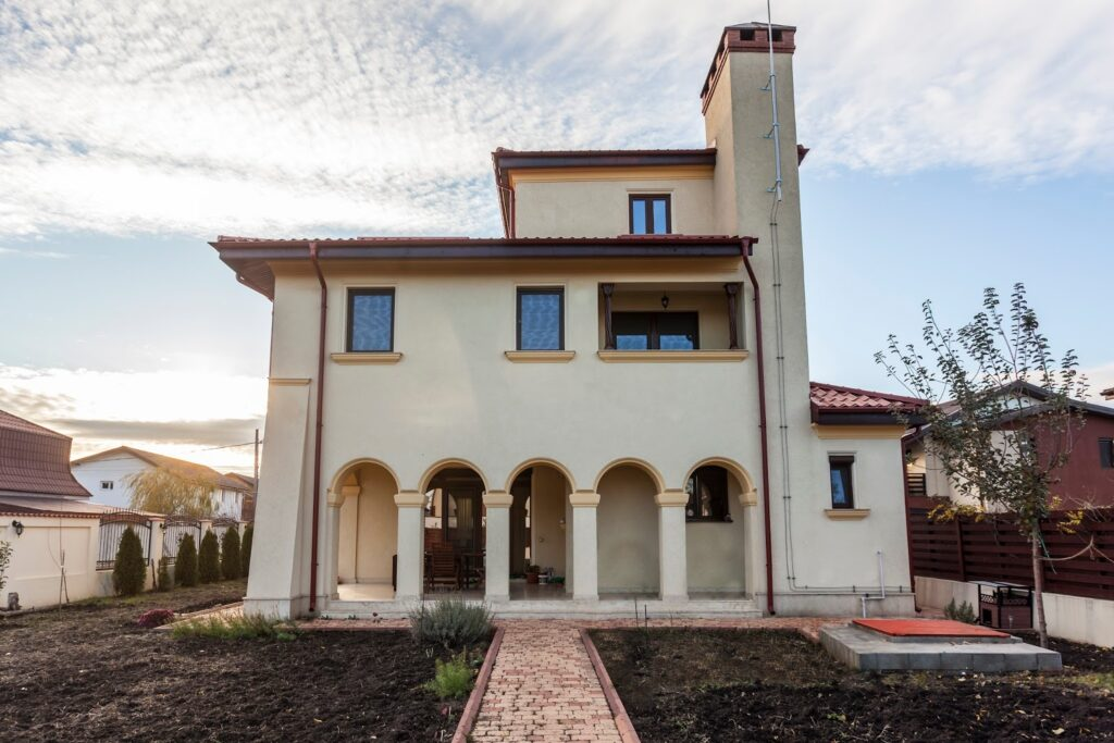 Fatade case frumoase arhitect Adrian Paun