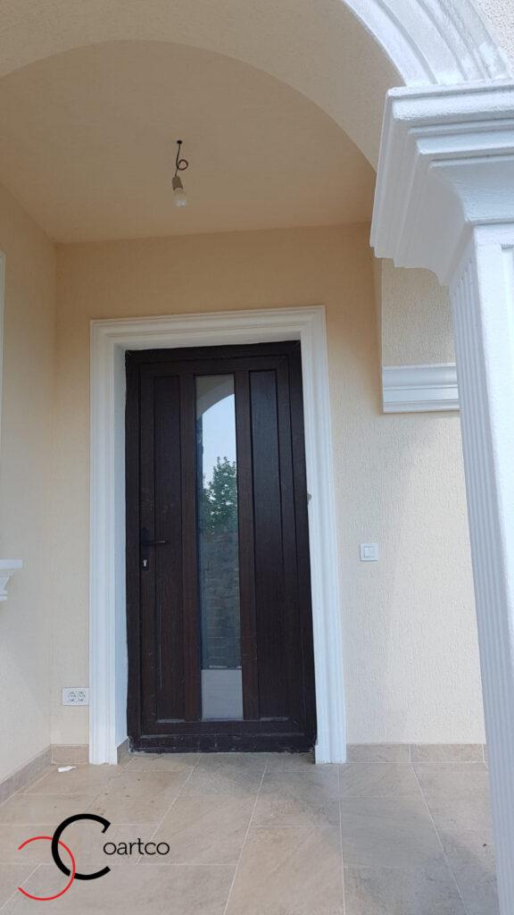 Ancadrament usa intrare decorativ din polistiren CoArtCo