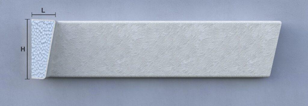 Solbanc personalizat profile decorative din polistiren CoArtCo