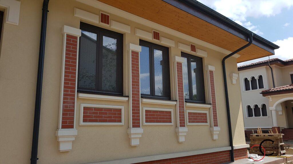 Ancadramente ferestre din polistiren CoArtCo