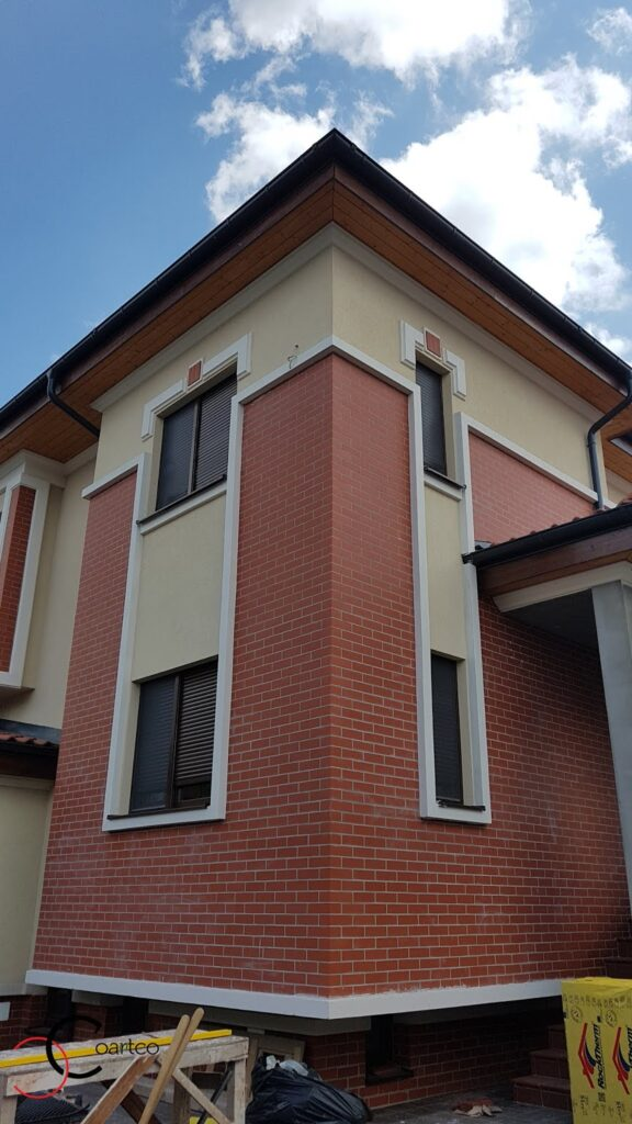 Profile decorative din polistiren CoArtCo pentru exterior