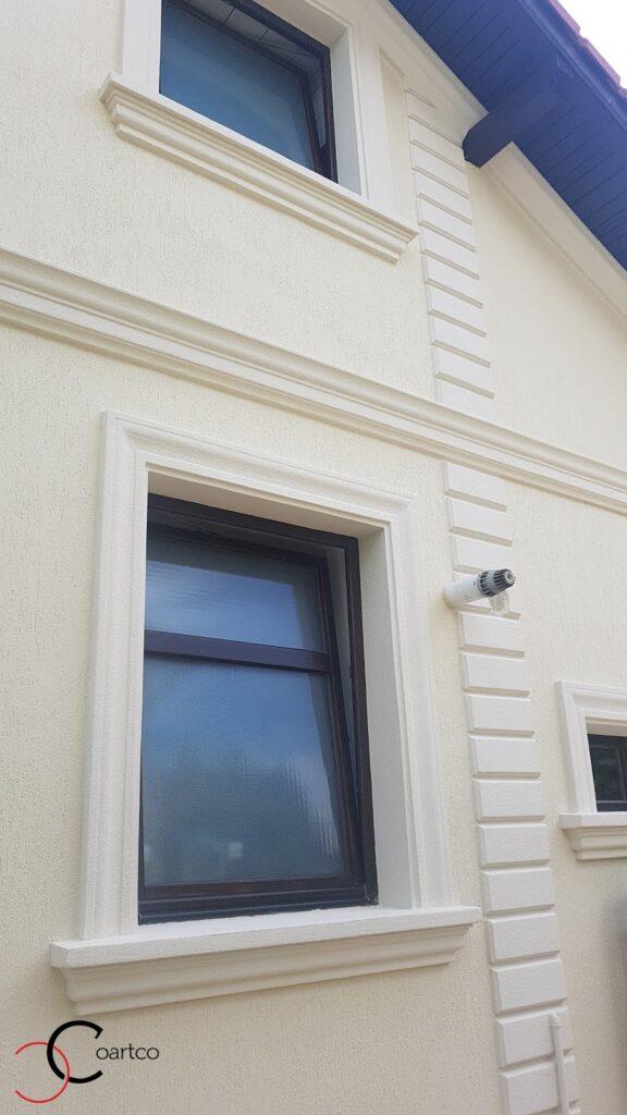 Ancadramente ferestre cu solbanc personalizate din polistiren CoArtCo