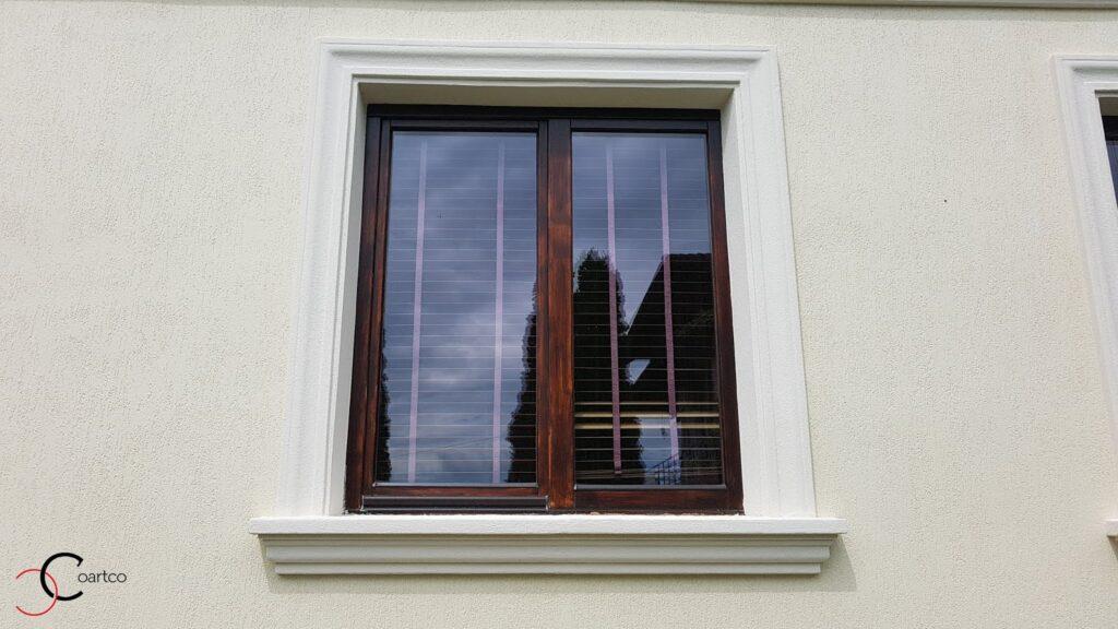 Ancadrament fereastra decorativ din polistiren CoArtCo
