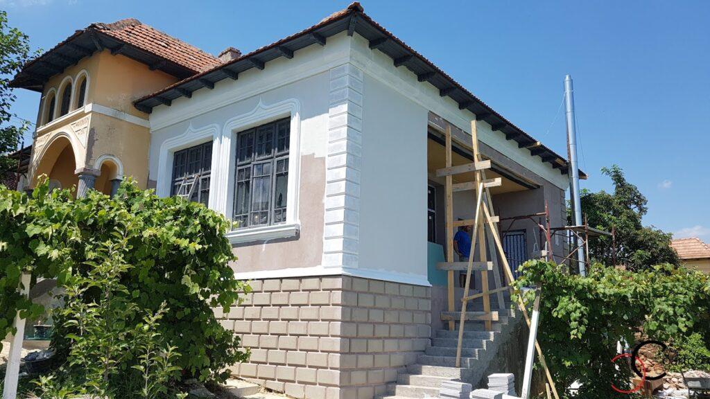 Proiect social casa