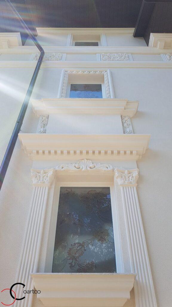 Ancadramente decorative personalizate din polistiren CoArtCo