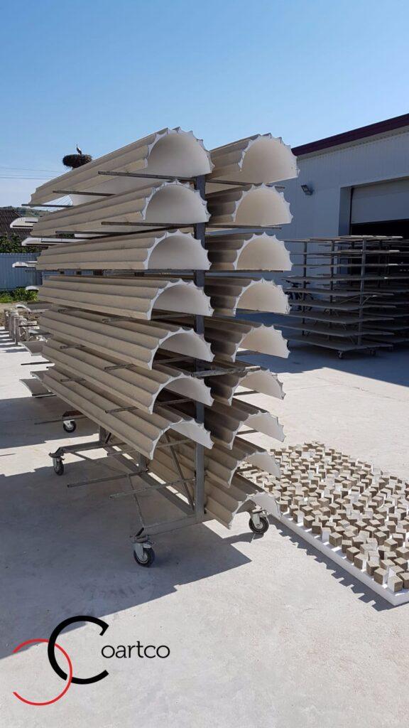 Productie profile decorative din polistiren CoArtCo