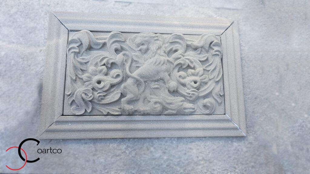 Productie panouri decorative din polistiren CoArtCo