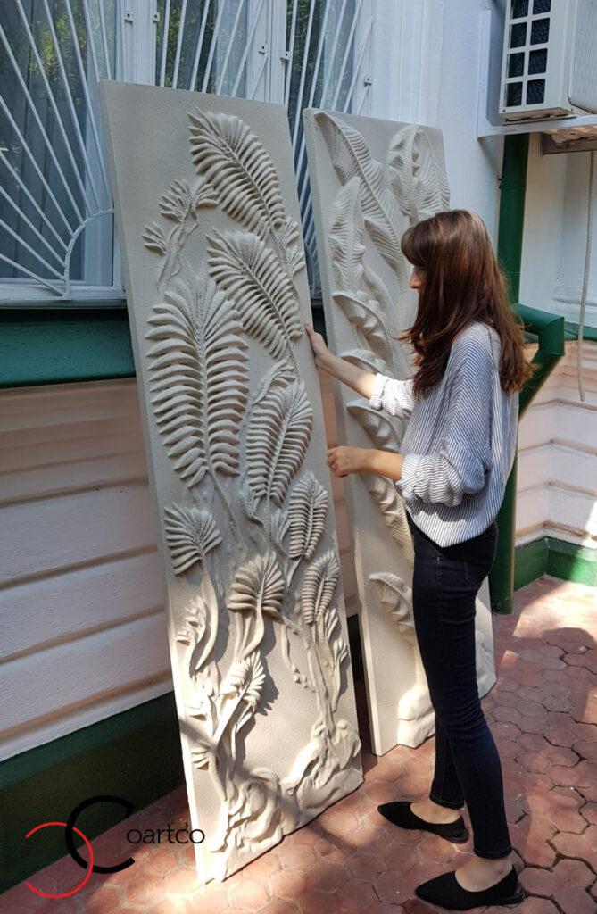 Panou decorativ jungla CoArtCo