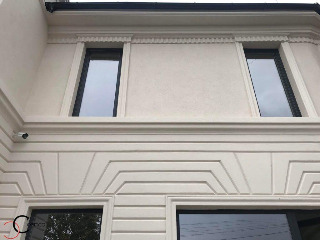 Ancadramente ferestre si panouri decorative personalizate din polistiren CoArtCo