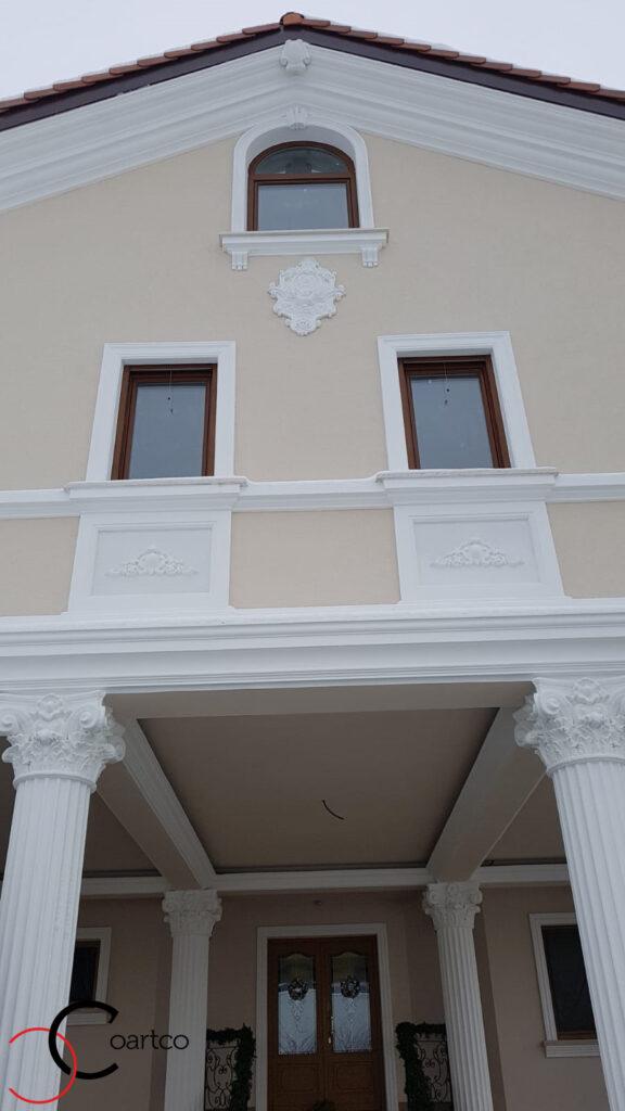 Profile decorative personalizate din polistiren CoArtCo