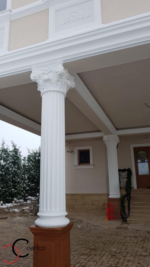 Coloana decorative din polistiren CoArtCo