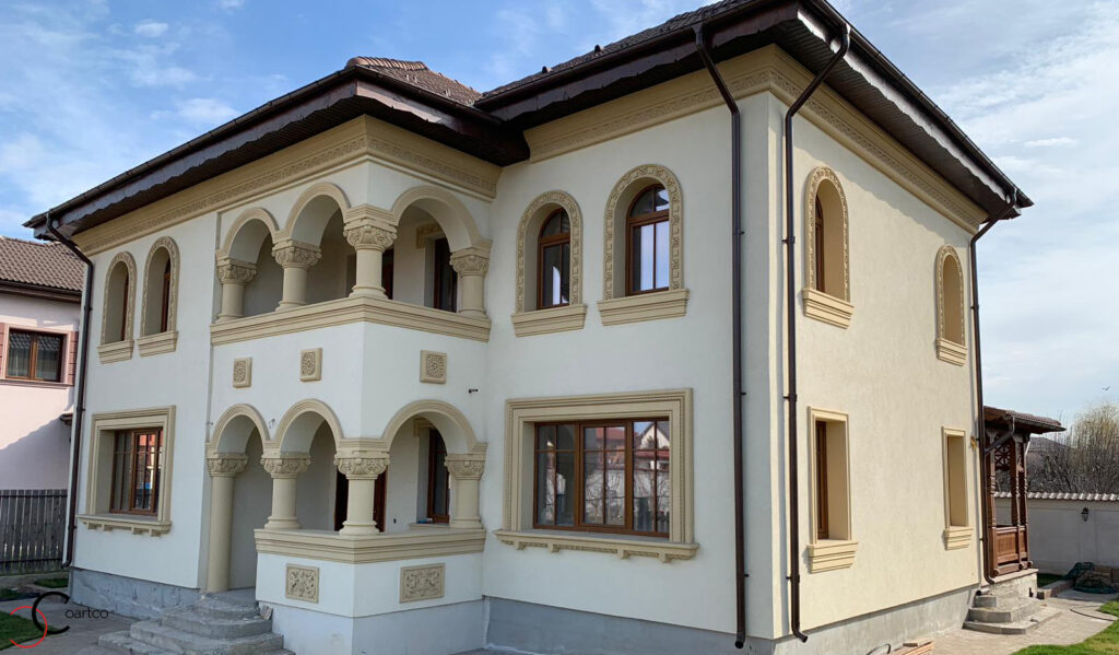 Proiect casa rezidentiala Corbeanca