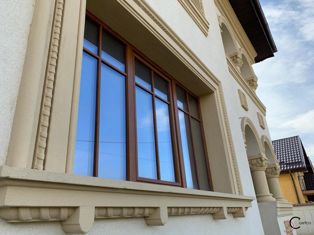 Ancadramente pentru ferestre din polistiren CoArtCo