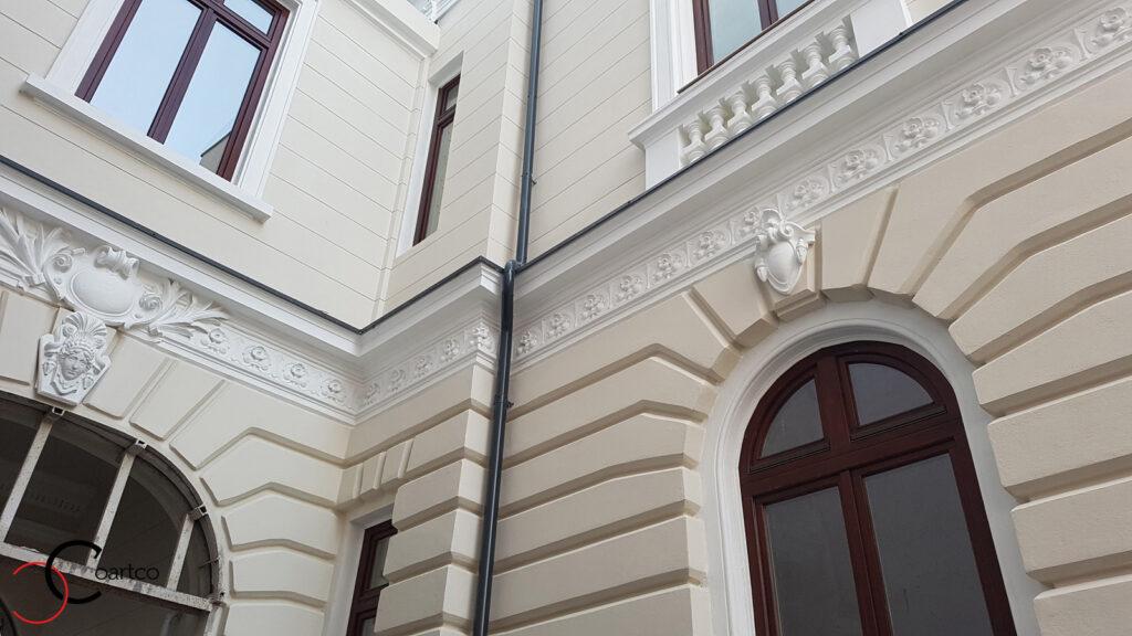 Refacere elemente arhitecturale degradate CoArtCo