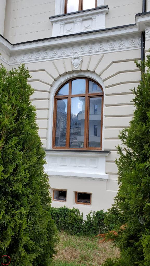 Elemente arhitecturale CoArtCo pentru refacerea fatadelor