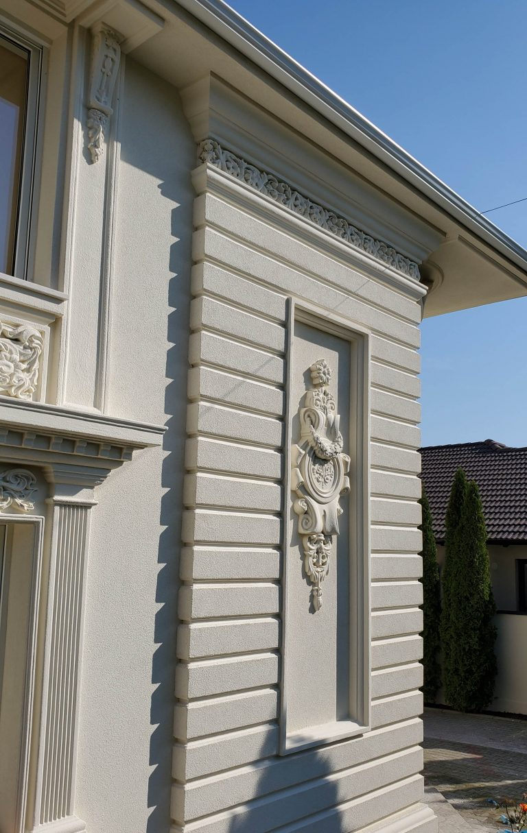 Profile Decorative din polistiren - design CoArtCo