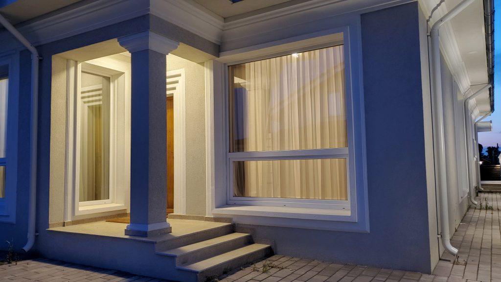 planuri de casa fara etaj si iluminat
