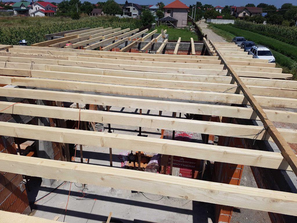 proiect casa 3 dormitoare 2 bai fara etaj