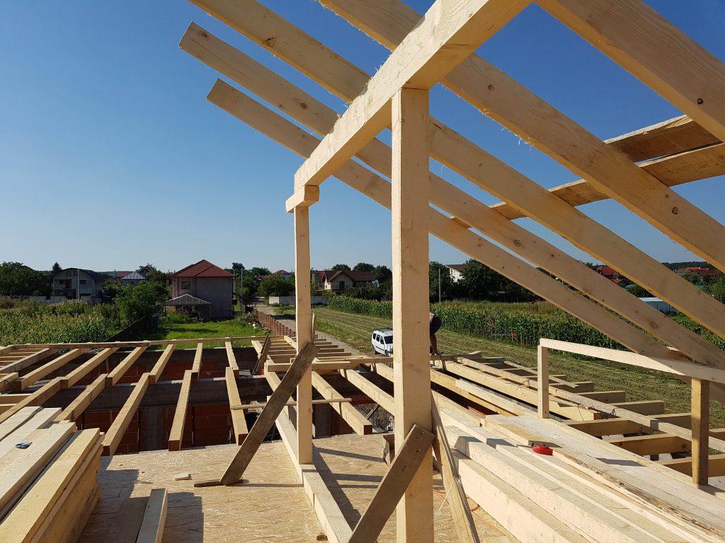 proiecte casa teren ingust si casa la sol