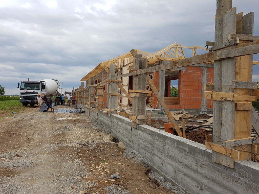 proiecte case fara etaj in forma de l