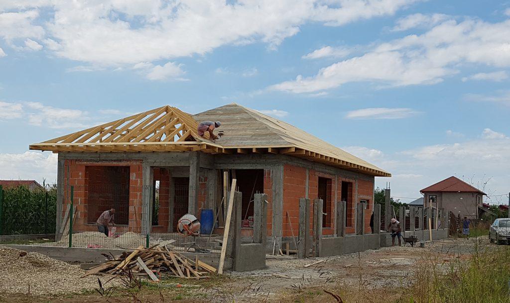 firma constructie case cu proiect cu 4 dormitoare