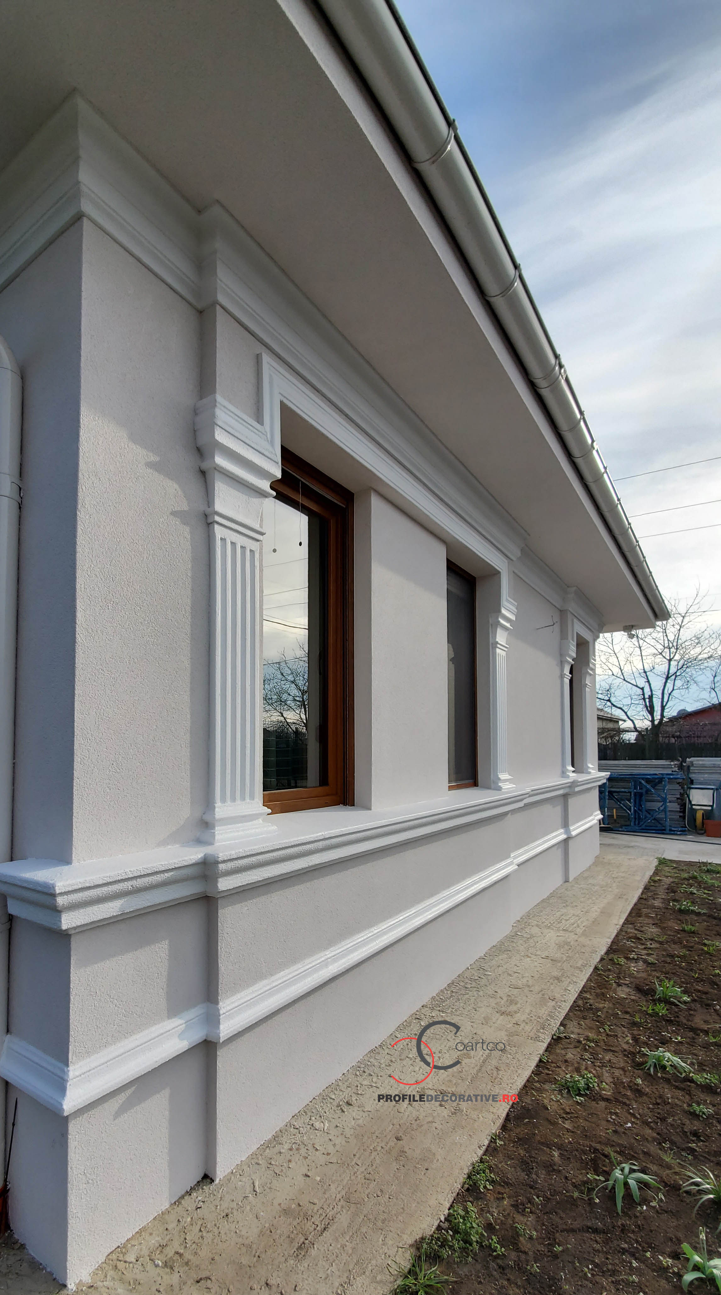 profile decorative birou firma arhitectura design fatada