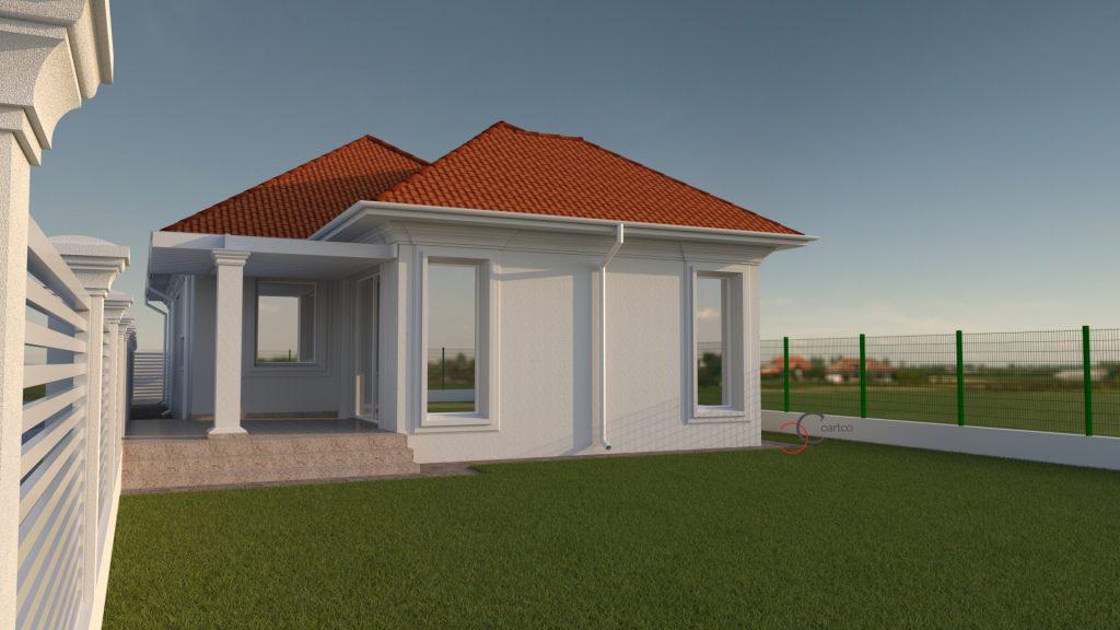 case constructii ieftine, cat costa o casa din lemn la cheie