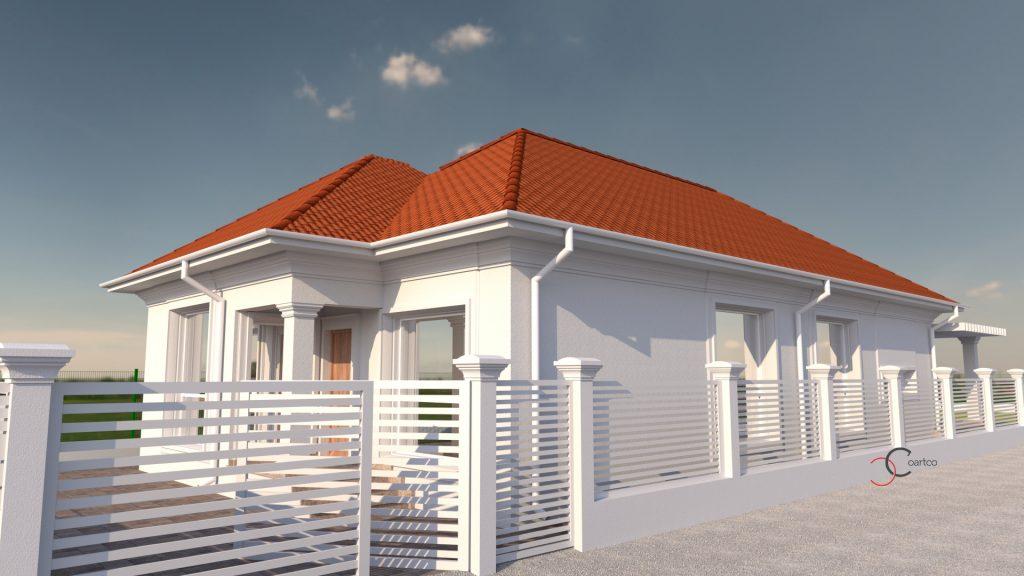 constructii case la cheie pret