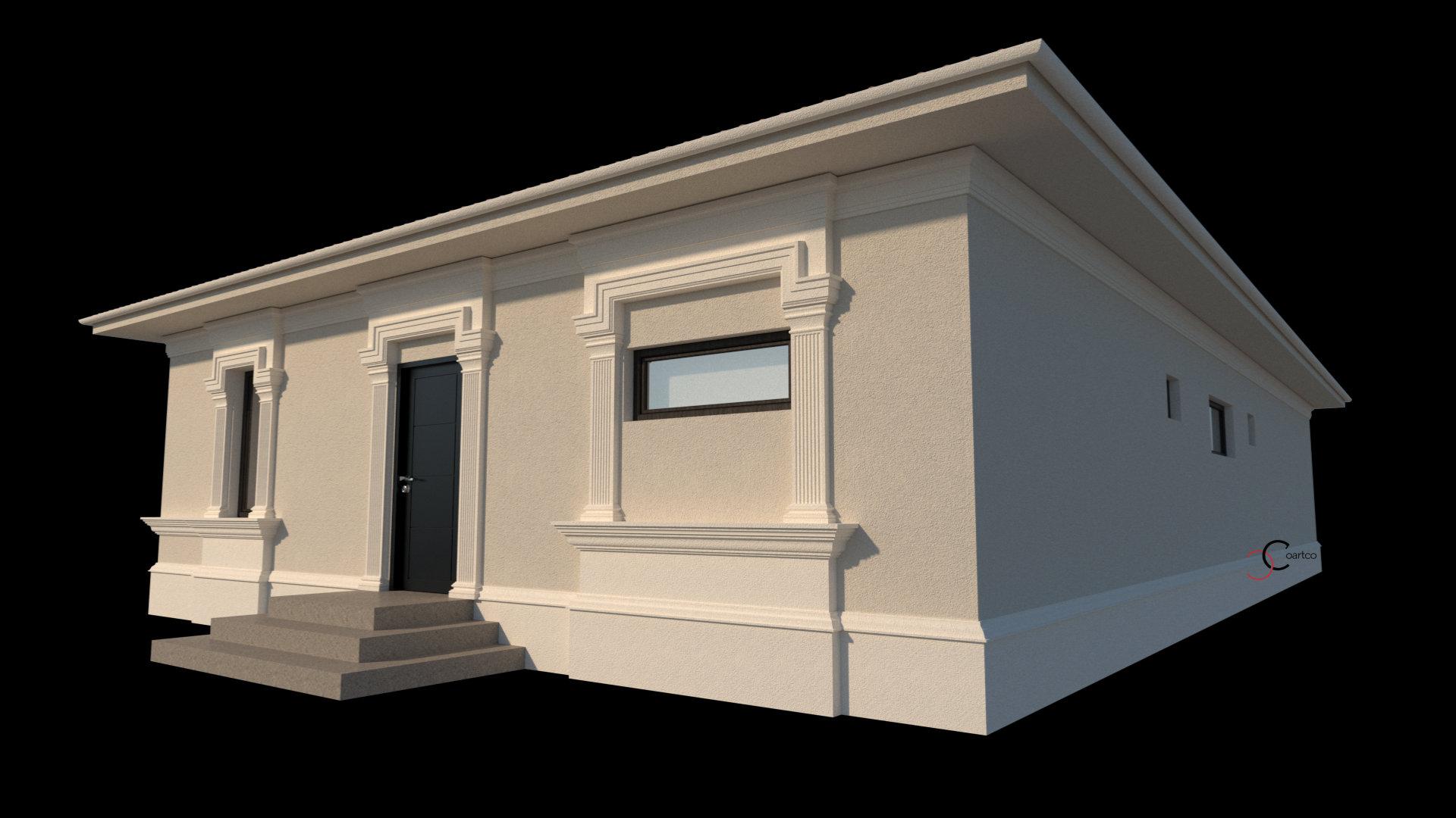dimensiunile profilelor decorative din polistiren sunt foarte importante