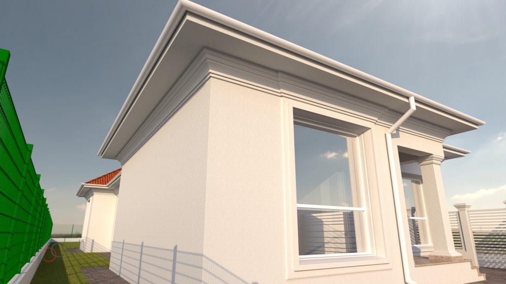 proiecte casa mici fara etaj doar pe parter
