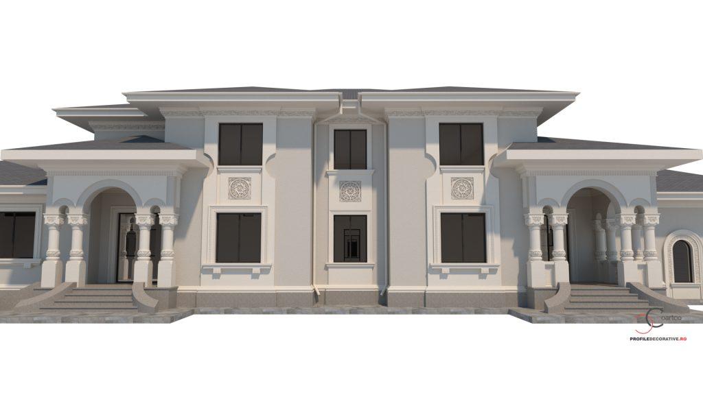 Birou de arhitectura specializat in design fatade case