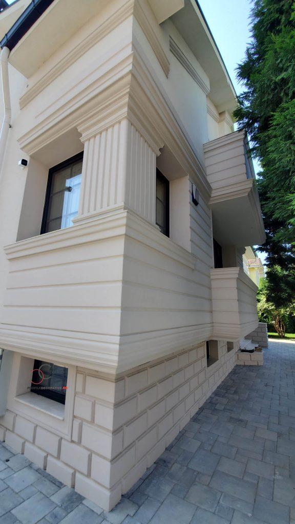 pret proiect fatada casa