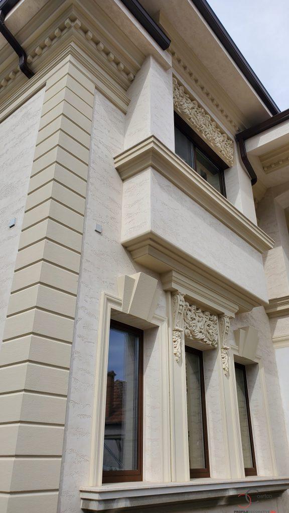 profil de soclu pentru ftada casa impresionanta