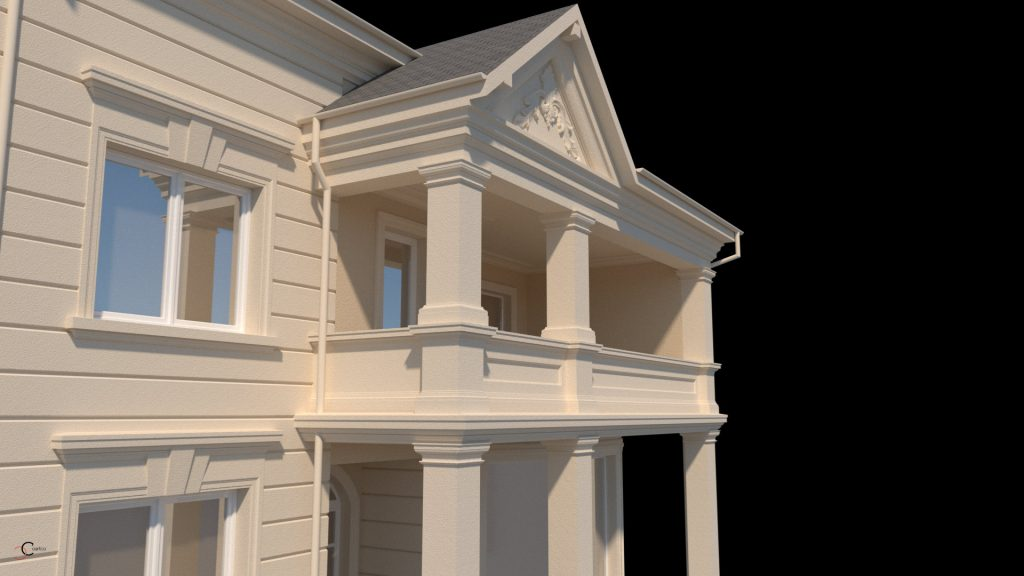 proiecte casa cu etaj in alba iulia