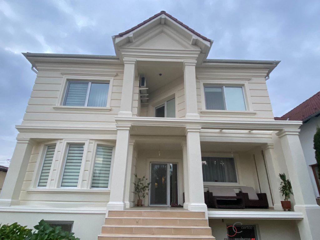 decor de fatada casa firma de arhitectura design