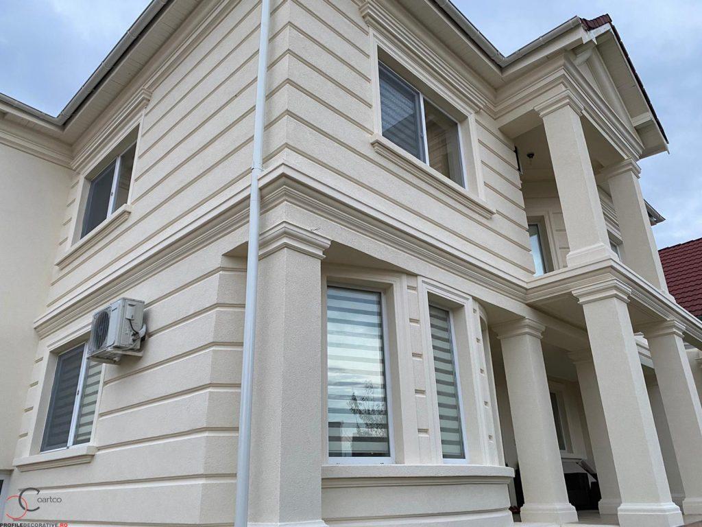 firma arhitectura care se ocupa cu decorul de fatada casa