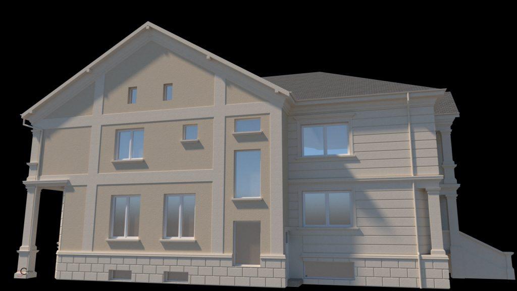 firma arhitectura cu design fatade case