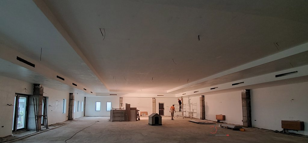 amenajarea interiorului saloanelor de nunta cu echipa CoArtCo