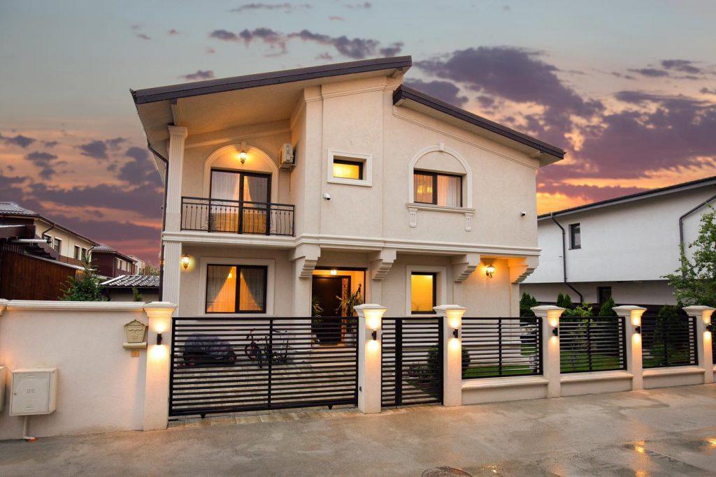 proiect casa cu profile decorative 3d si din polistiren
